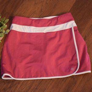 [Athleta] Pink Skort Small